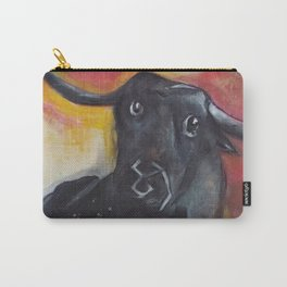 The Bull Inside Me Carry-All Pouch