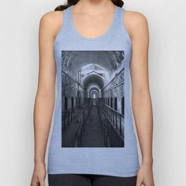 Eastern State Penitentiary  Unisex Tank Top