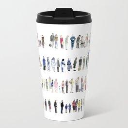 Major Queuing Travel Mug