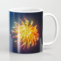 minnesota Mugs featuring Minnesota Fireworks by Justine Joy