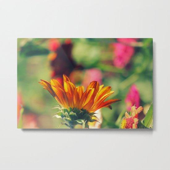 Sweet Flower of Mine Metal Print