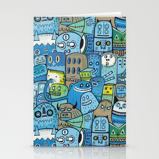 Quai n°12 Stationery Cards