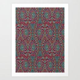 KRONOS PATRON Art Print
