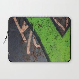 Rustin' piece Laptop Sleeve