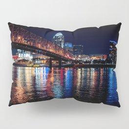 City night bridge Pillow Sham