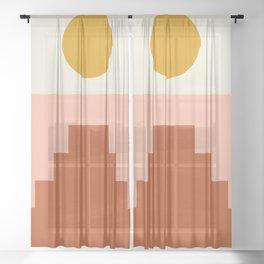 Maya Sheer Curtain