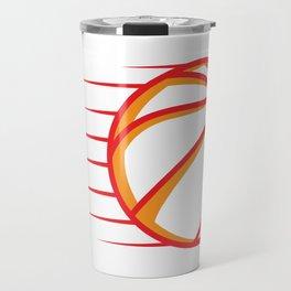 Basketball Basketball Player And Fan Gift Travel Mug