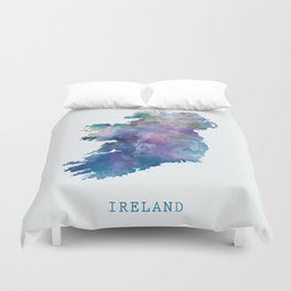 Ireland Duvet Cover