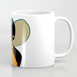 Midnight Citrus - Lady No 01 Coffee Mug