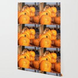Pumpkin Patch Wallpaper