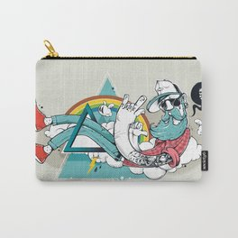 Hipster Rules Carry-All Pouch