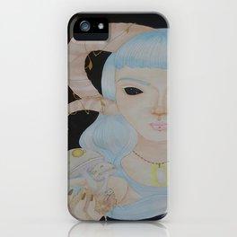 Psilocybe iPhone Case