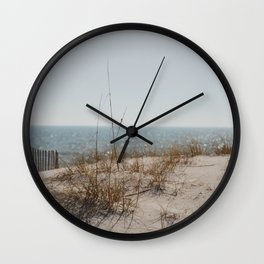 Gulf Cost Sparkle Wall Clock