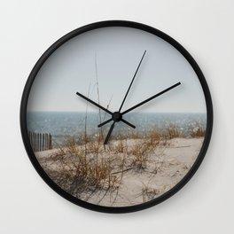 Gulf Cost Sparkle Wall Clock