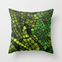 Kiss of the Vipress Throw Pillow