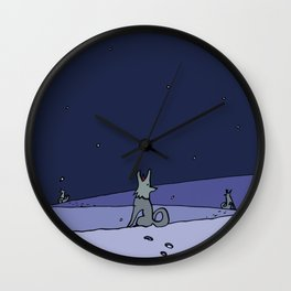 Three Dog Night - Winter Wall Clock