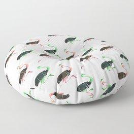Ostrich Floor Pillow