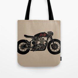 Cafe Racer - HANDSOME DEVIL'S CLUB (1/3) Tote Bag
