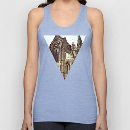 glasgow cathedral medieval cathedral Unisex Tank Top