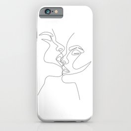Intense & Intimate iPhone Case
