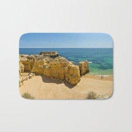Algarve cliffs Bath Mat