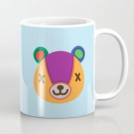 Animal Crossing New Leaf Stitches Teddy Bear Coffee Mug