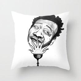 Ol Dirty Throw Pillow