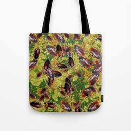 Cockroaches Tote Bag