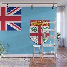Fiji Flag Wall Mural