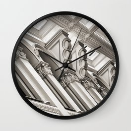 Landmark Toppers Wall Clock