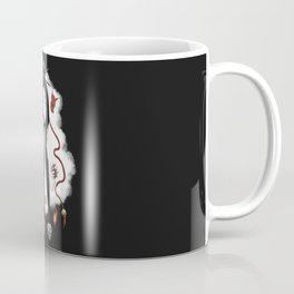 Inhuman - Japanese Fox Spirit Kitsune Coffee Mug