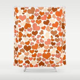 Heart_2014_0902 Shower Curtain