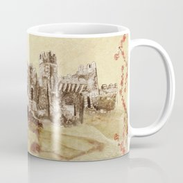 Castle Ward Vintage Coffee Mug