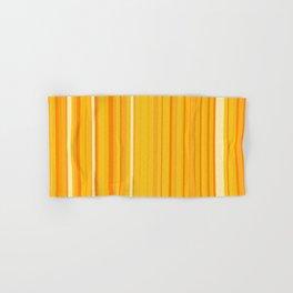 Stripe obsession color mode #8 Hand & Bath Towel