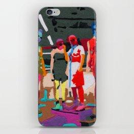 Pussyriot iPhone Skin