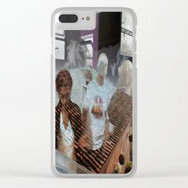 Sodality Clear iPhone Case