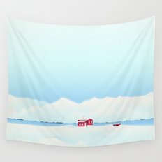 Dale-bay winters Wall Tapestry