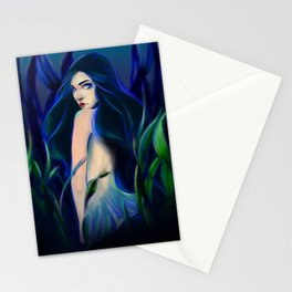 What are you seeking for under the water Stationery Cards