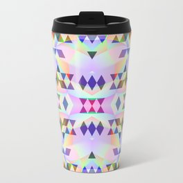 Lilac tribomb Travel Mug