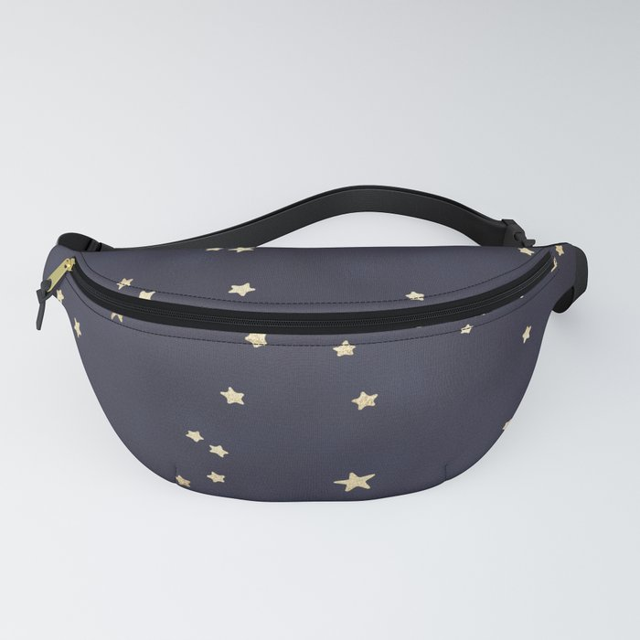 Gold Stars Fanny Pack