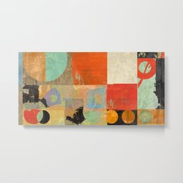 Alphonse Baron - Morning Moves Metal Print