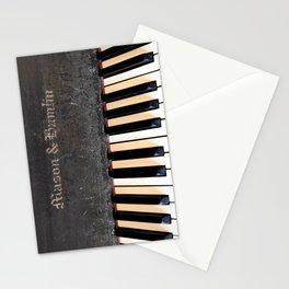 Antique Mason & Hamlin Piano Stationery Cards