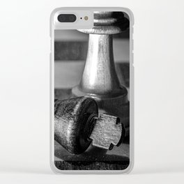 Checkmate Clear iPhone Case