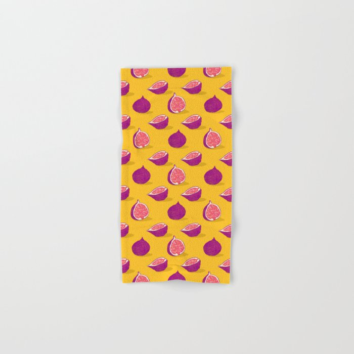 Fig Hand & Bath Towel