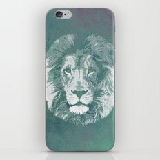 Lion's mark iPhone & iPod Skin