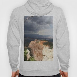 Dark Skies Over Bryce Canyon National Park Hoody