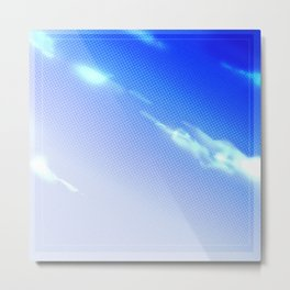 .sky. Metal Print