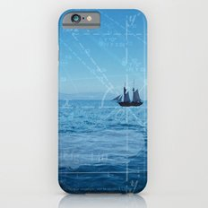 Old Man and the Sea iPhone 6s Slim Case