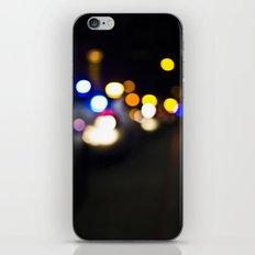 New York Lights iPhone & iPod Skin