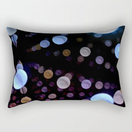 Shiny spheres | 2 Rectangular Pillow